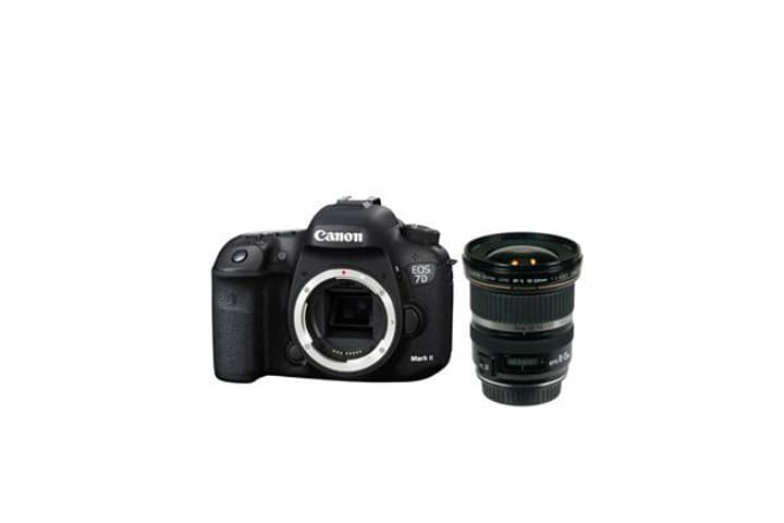 EOS 7D Mark II + EF-S 10-22mm Spiegelreflexkamera Kit Canon 785300126132 Bild Nr. 1