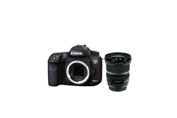 EOS 7D Mark II + EF-S 10-22mm Canon 785300126132 N. figura 1