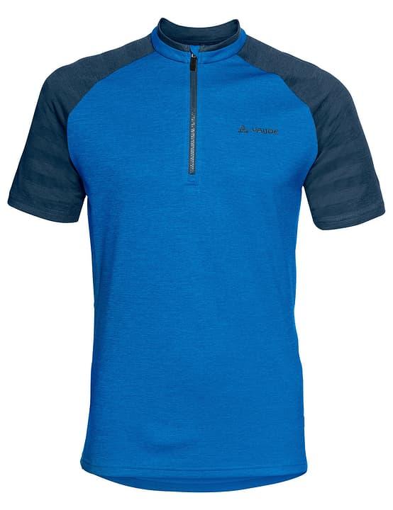 Men's Tamaro Shirt III Maillot à manches courtes pour homme Vaude 461353000640 Couleur bleu Taille XL Photo no. 1