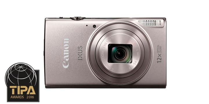 IXUS 285 HS argent Appareil photo compact Canon 785300123636 Photo no. 1