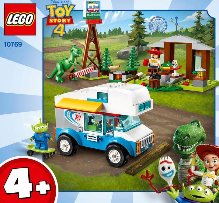 LEGO JUNIORS 10769 Les vacances en camp 748719800000 Photo no. 1