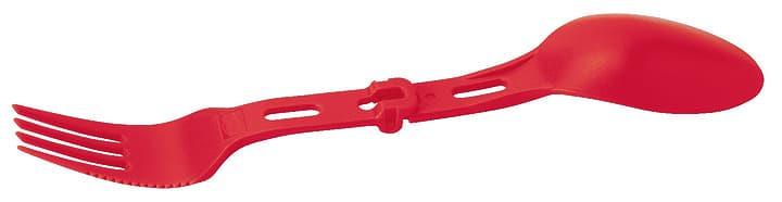 Folding Spork Posate Primus 464603800030 Colore rosso Taglie Misura unitaria N. figura 1
