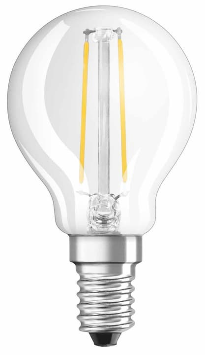 LED E14 2.1W Filament CL P25 Osram 421053600000 Photo no. 1