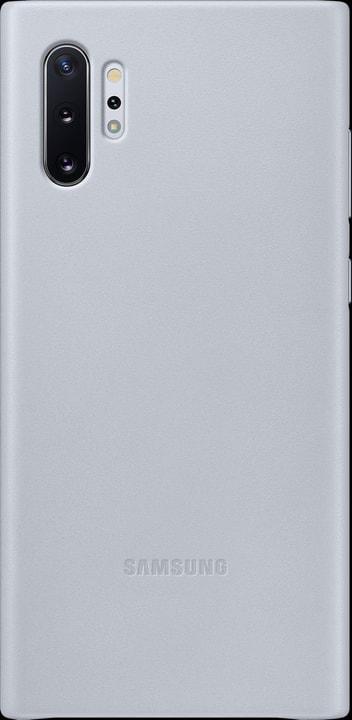 Leather Cover gray Coque Samsung 785300146387 Photo no. 1