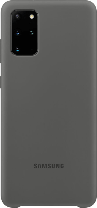 Silicone Cover gray Coque Samsung 785300151207 Photo no. 1