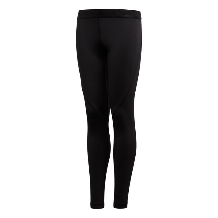 Training ALPHASKIN SPORT Long Tight Tight fonctionnel pour enfant Adidas 464530412820 Couleur noir Taille 128 Photo no. 1