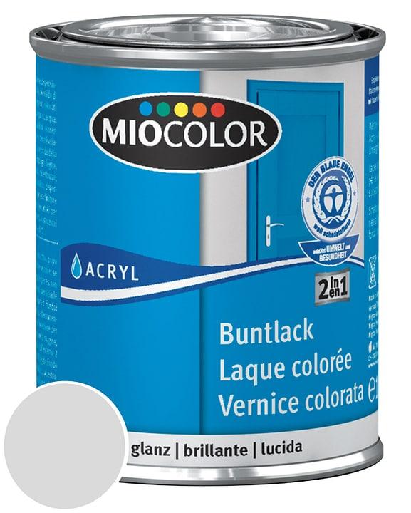 Acryl Vernice colorata lucida Miocolor 660548300000 Contenuto 375.0 ml Colore Grigio chiaro N. figura 1