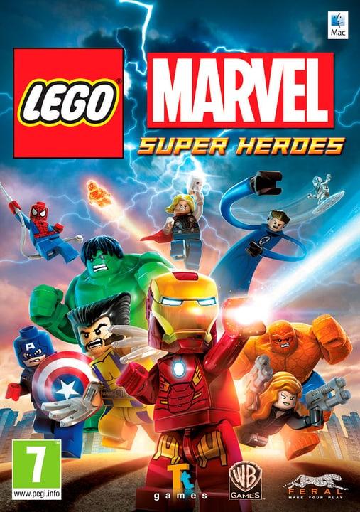 Mac - LEGO Marvel Super Heroes Download (ESD) 785300134094 N. figura 1