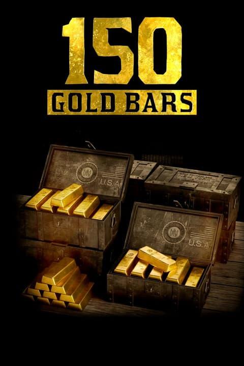 Xbox One - Red Dead Redemption 2 - 150 Goldbarren Download (ESD) 785300141850 N. figura 1