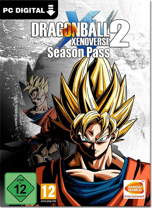 PC - Dragonball: Xenoverse 2 - Season Pass - D/F/I Download (ESD) 785300134422 N. figura 1