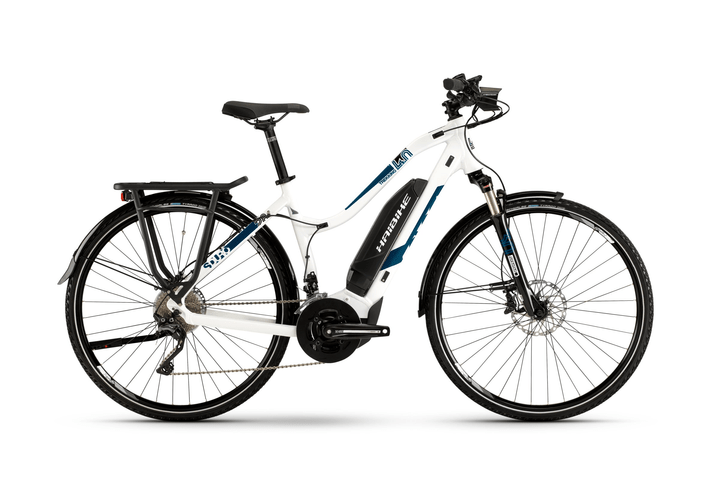 SDURO Trekking 4.0 E-Trekkingbike Haibike 463353504410 Rahmengrösse 44 Farbe weiss Bild Nr. 1