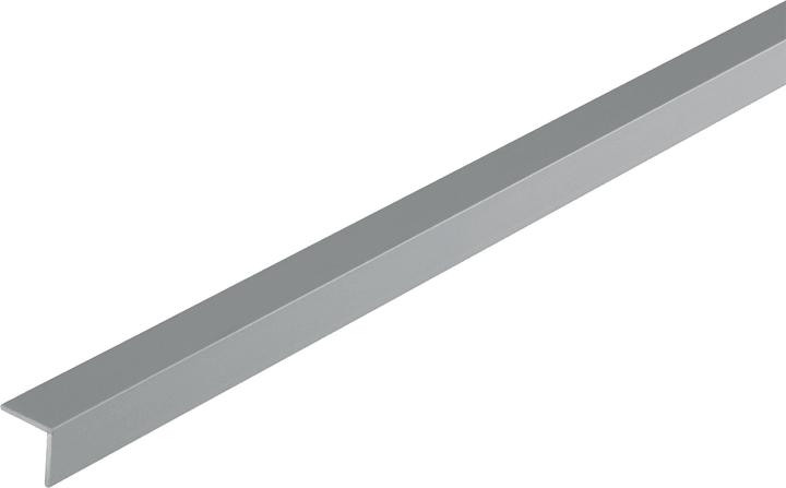 Cornière isocèle 1 x 10 x 10 mm argent 1 m alfer 605021800000 Photo no. 1