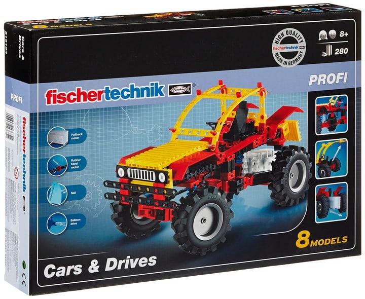 FischerTechnik Cars & Drives 785300127910 N. figura 1