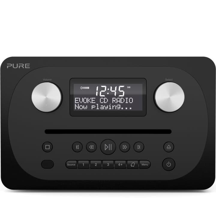 Evoke C-D4 - Noir Chaînes HiFi compactes Pure 785300134292 Photo no. 1