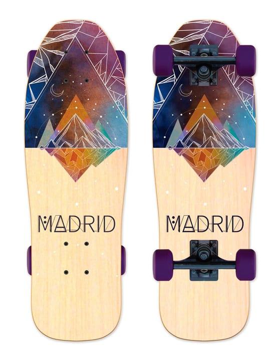 Stub Nose Mini Skateboard Madrid 492398500000 Bild-Nr. 1