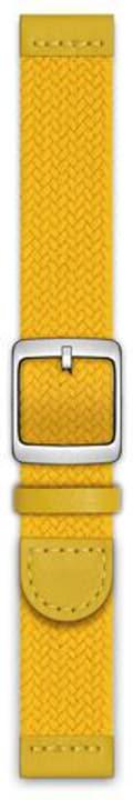 Strap 18mm - jaune Bracelet Nokia 785300132603 Photo no. 1