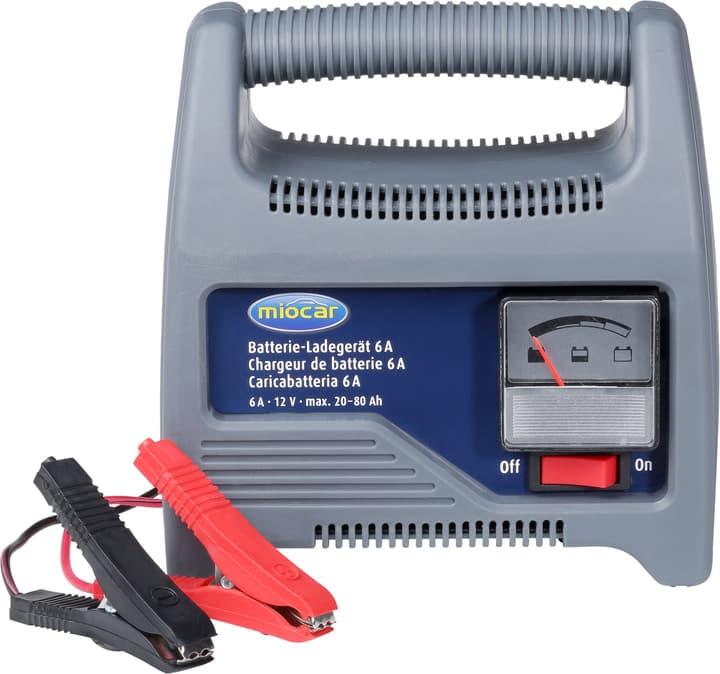 Chargeur de batterie 12V 6A Chargeur de batterie Miocar 620469000000 Photo no. 1