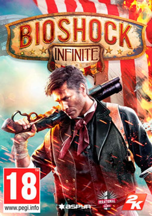 Mac - Bioshock Infinite Digital (ESD) 785300133565 Bild Nr. 1