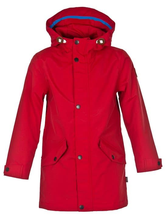 Melissa Manteau de pluie pour enfant Rukka 464593014030 Couleur rouge Taille 140 Photo no. 1