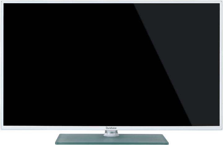 DL32F249S4CW-W 81 cm LED Fernseher Fernseher Durabase 770345100000 Bild Nr. 1
