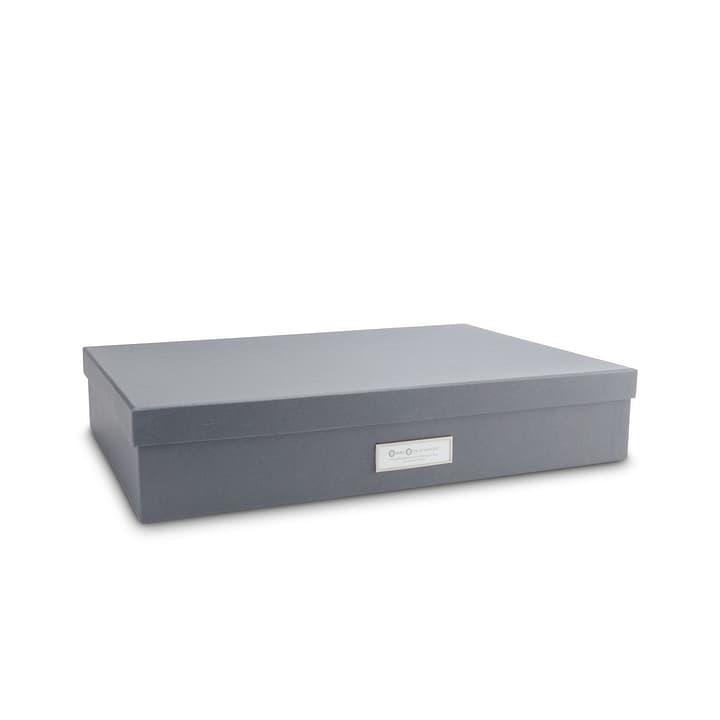 BIGSO CLASSIC A3-Box 386018650002 Grösse B: 43.5 cm x T: 31.0 cm x H: 8.5 cm Farbe Grau Bild Nr. 1