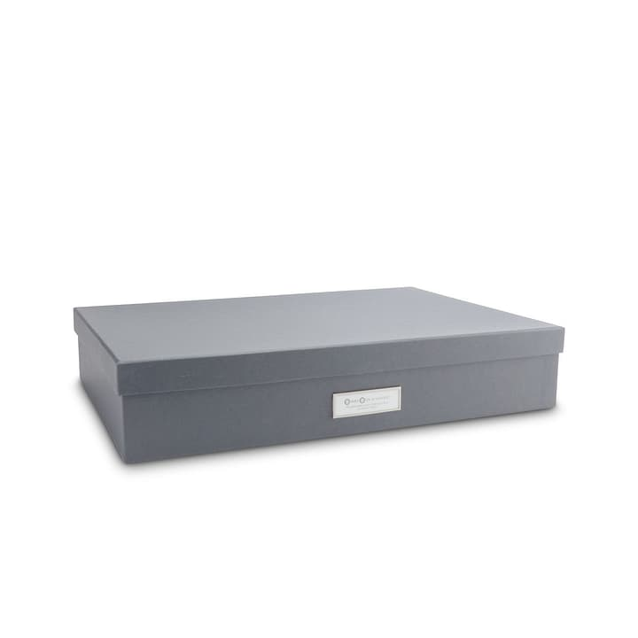 BIGSO CLASSIC Boîte A3 386018650002 Dimensions L: 43.5 cm x P: 31.0 cm x H: 8.5 cm Couleur Gris clair Photo no. 1