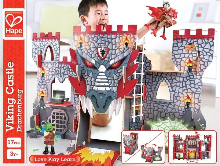 Hape Il Castello Del Vichingo 746489900000 N. figura 1
