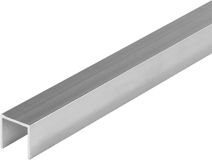U-Profilo quadrato 19.5 mm naturale 1 m alfer 605005900000 N. figura 1
