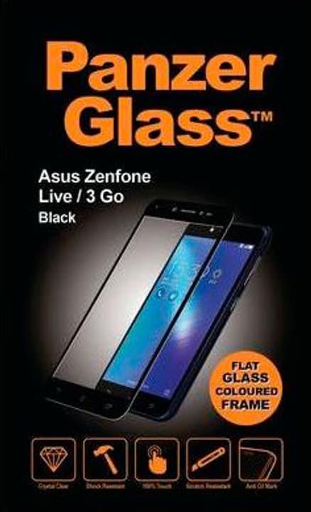Flat Glass ASUS Zenfone GO - nero Panzerglass 785300134512 N. figura 1