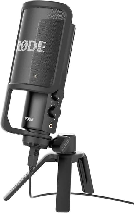 Rode NT-USB, Microphones NT USB filaire avec câble Rode 785300124362 Photo no. 1