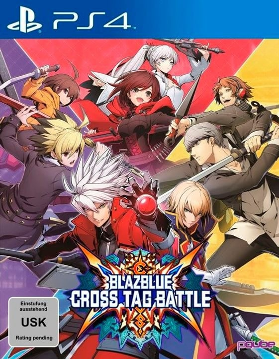 Switch - BlazBlue Cross Tag Battle (E/d) Physisch (Box) 785300134579 Bild Nr. 1