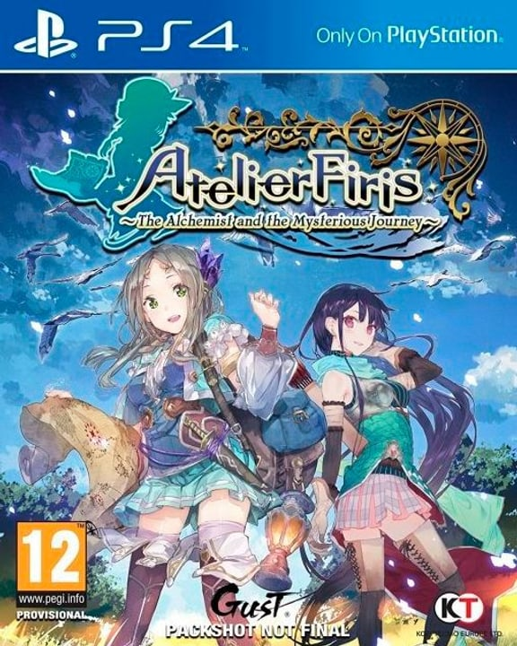 PS4 - Atelier Firis 785300121784 N. figura 1