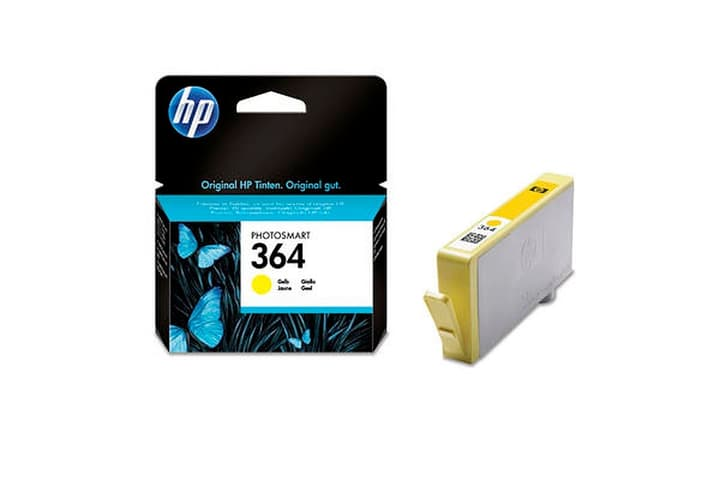 CB320EE Nr. 364 yellow Tintenpatrone HP 797507000000 Bild Nr. 1