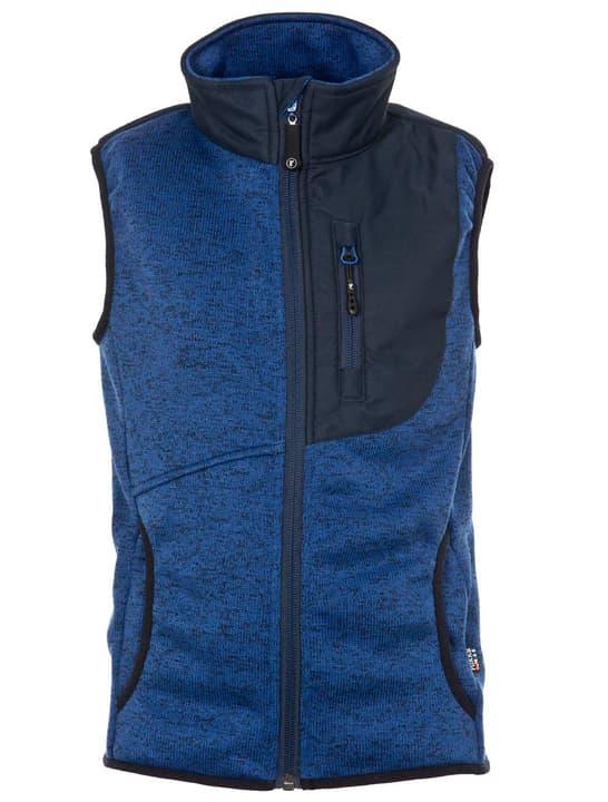 Fix Gilet en polaire pour enfant Rukka 464558716422 Couleur bleu foncé Taille 164 Photo no. 1