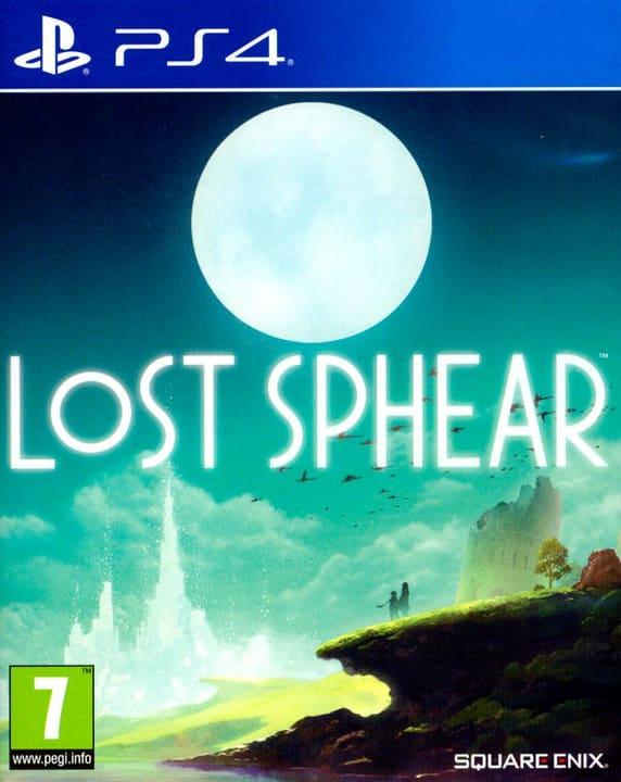 PS 4 - Lost Sphear (F) Box 785300131248 Photo no. 1
