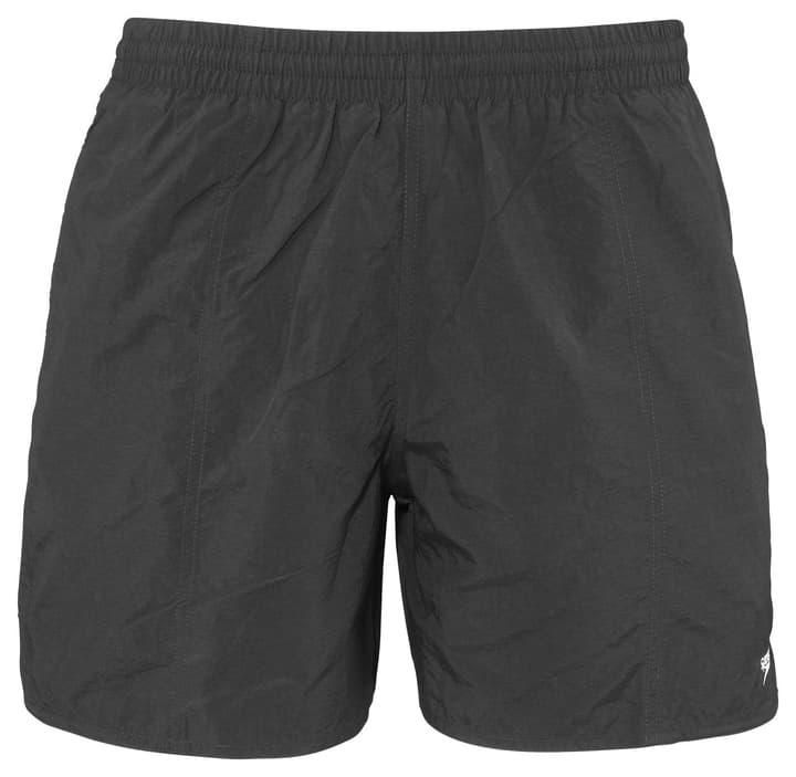 """Solid leisure 16"""" Watershort Pantaloncini da bagno da uomo Speedo 497747600120 Colore nero Taglie S N. figura 1"""