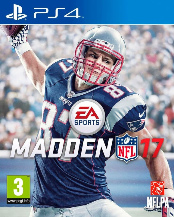 PS4 - MADDEN NFL 17 785300121225 Photo no. 1