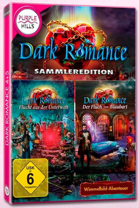 PC - Purple Hills: Dark Romance 4+5 (D) Box 785300133090 Photo no. 1
