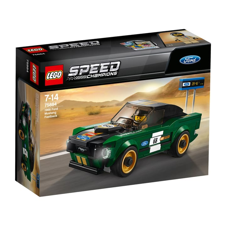 Lego Speed Champions 75884 748875000000 Photo no. 1