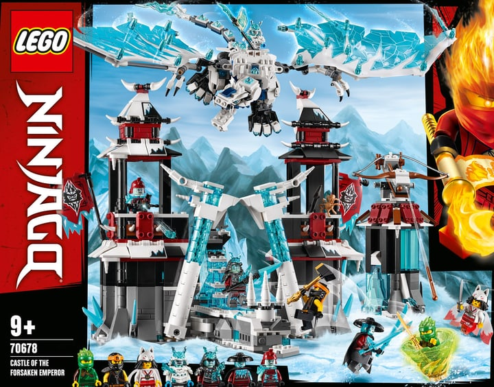 LEGO NINJAGO 70678 Croc' feu 748717500000 Photo no. 1