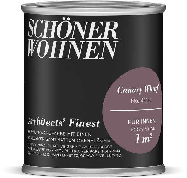 Architects' Finest Canary Wharf 100 ml Schöner Wohnen 660964900000 Farbe Canary Wharf Inhalt 100.0 ml Bild Nr. 1
