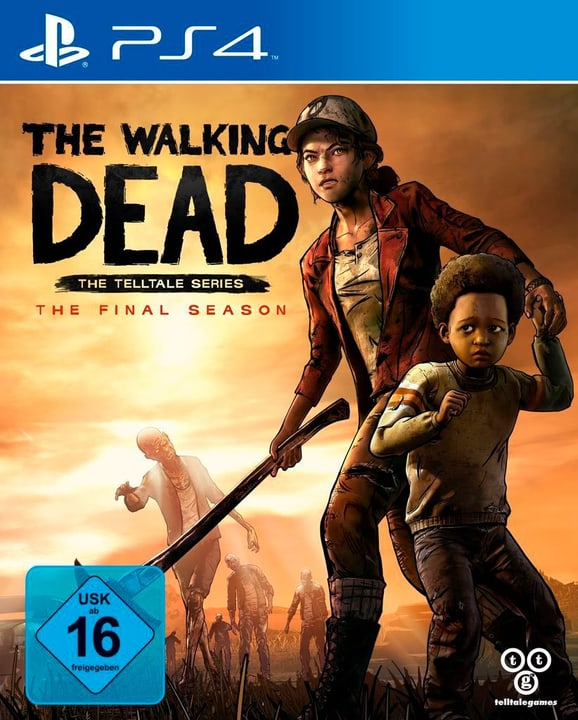 PS4 - The Walking Dead - The Final Season (D) Box 785300139219 N. figura 1