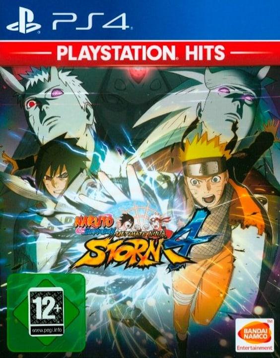PS4 - PlayStation Hits: Ultimate Ninja Storm 4 D Box 785300142863 Photo no. 1