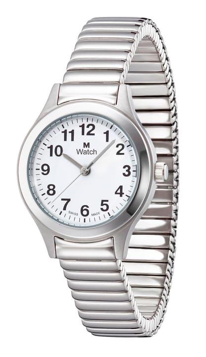 FLEX stahl Armbandanduhr Montre M Watch 760314600000 Photo no. 1