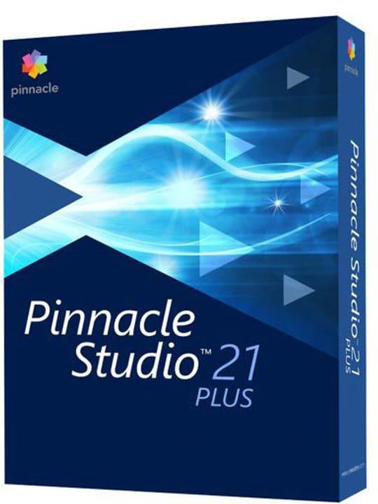 PC - Pinnacle Studio 21 Plus - version complète Physique (Box) Corel 785300131461 Photo no. 1