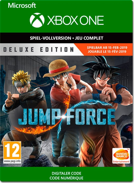 Xbox One - Jump Force: Deluxe Edition Download (ESD) 785300141854 Bild Nr. 1