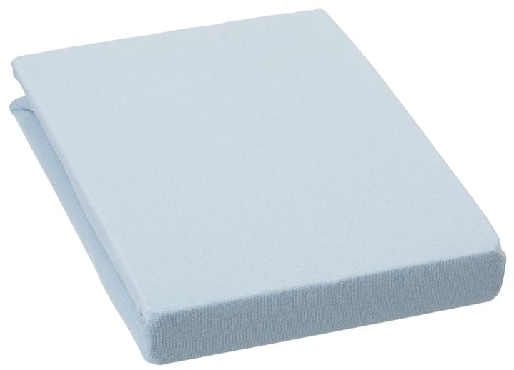 BALU Drap 451045630241 Couleur Bleu clair Dimensions L: 60.0 cm x H: 140.0 cm Photo no. 1