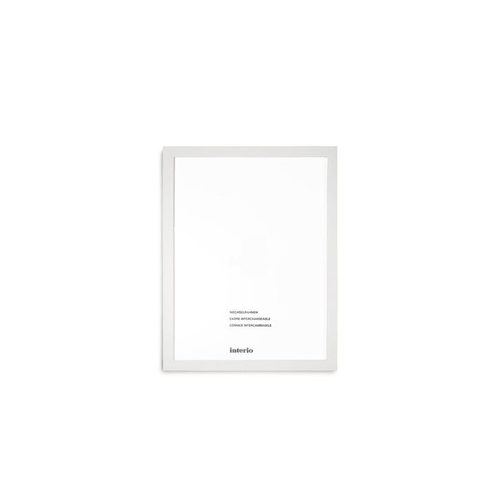 QUADROLINO Cornice 384006400000 Dimensioni quadro 21 x 29,7 (A4) Colore Bianco N. figura 1