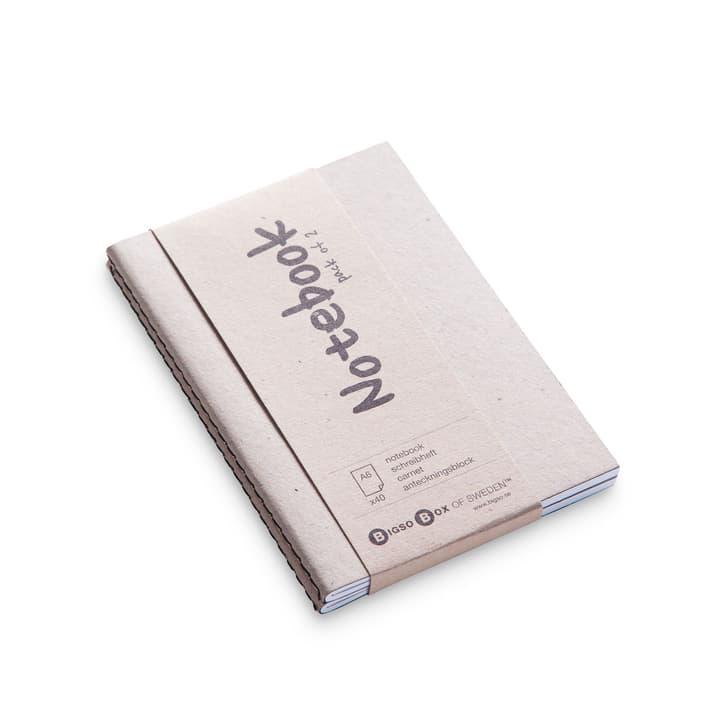 NOTE Quaderno per appunti 386138300000 Colore Naturale Dimensioni L: 15.0 cm x P: 10.5 cm N. figura 1