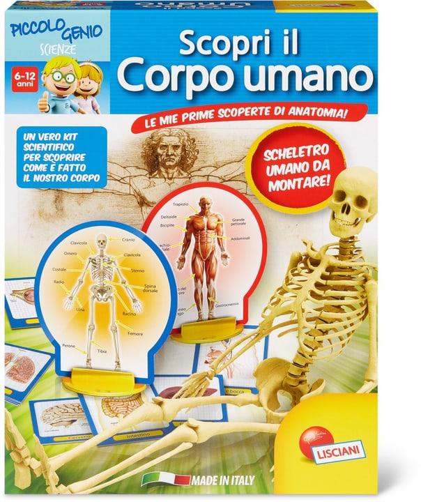 Piccolo Genio Scopri il corpo umano (I) 748908290200 Photo no. 1